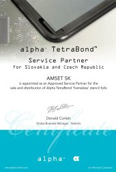 Partner TetraBond – Amset s.r.o.