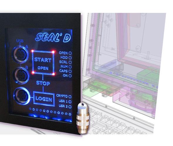 Amset - výroba priemyselnej elektroniky SEAL
